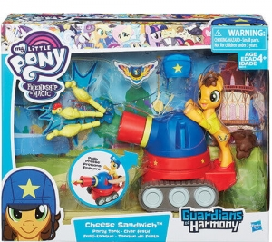 My Little Pony GOH Cheese Sandwich and Party