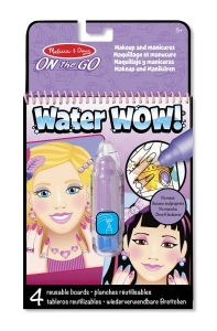 MELISSA Water Wow! - Makeup & Manicures
